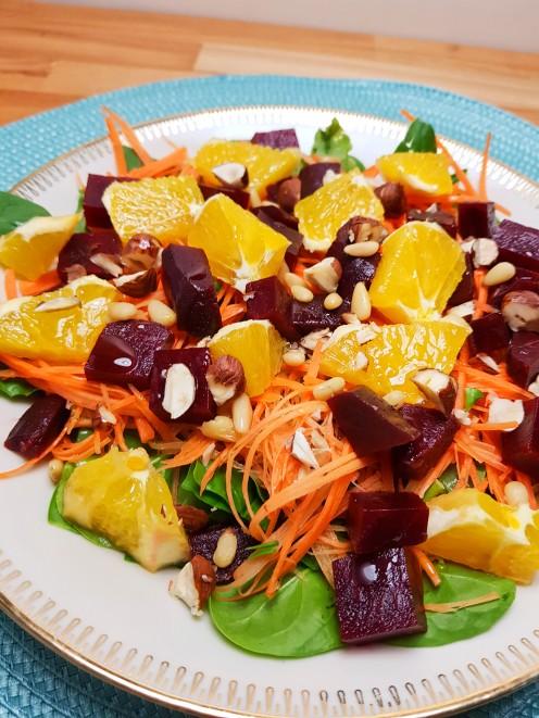salade hivernal