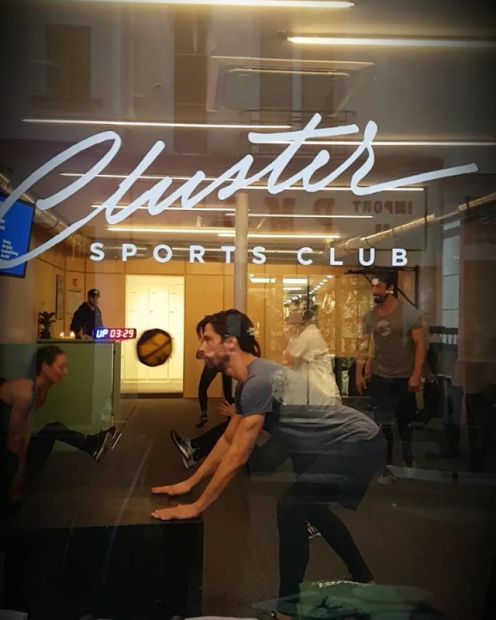 cluster sport club