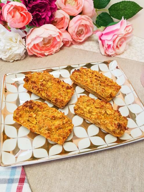 Cakes carotte - orange