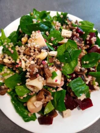 Plats du midi - Salade composée