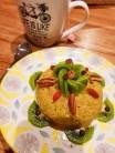 Bowlcake aux courgettes pour le petit déjeuner