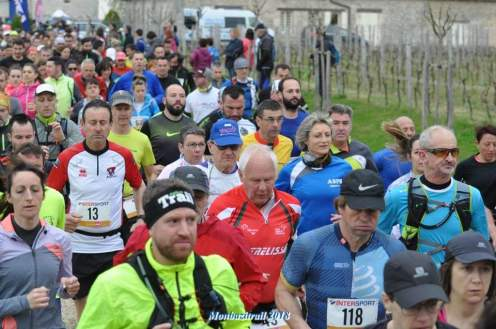 monbazillac trail - monbazitrail 2018