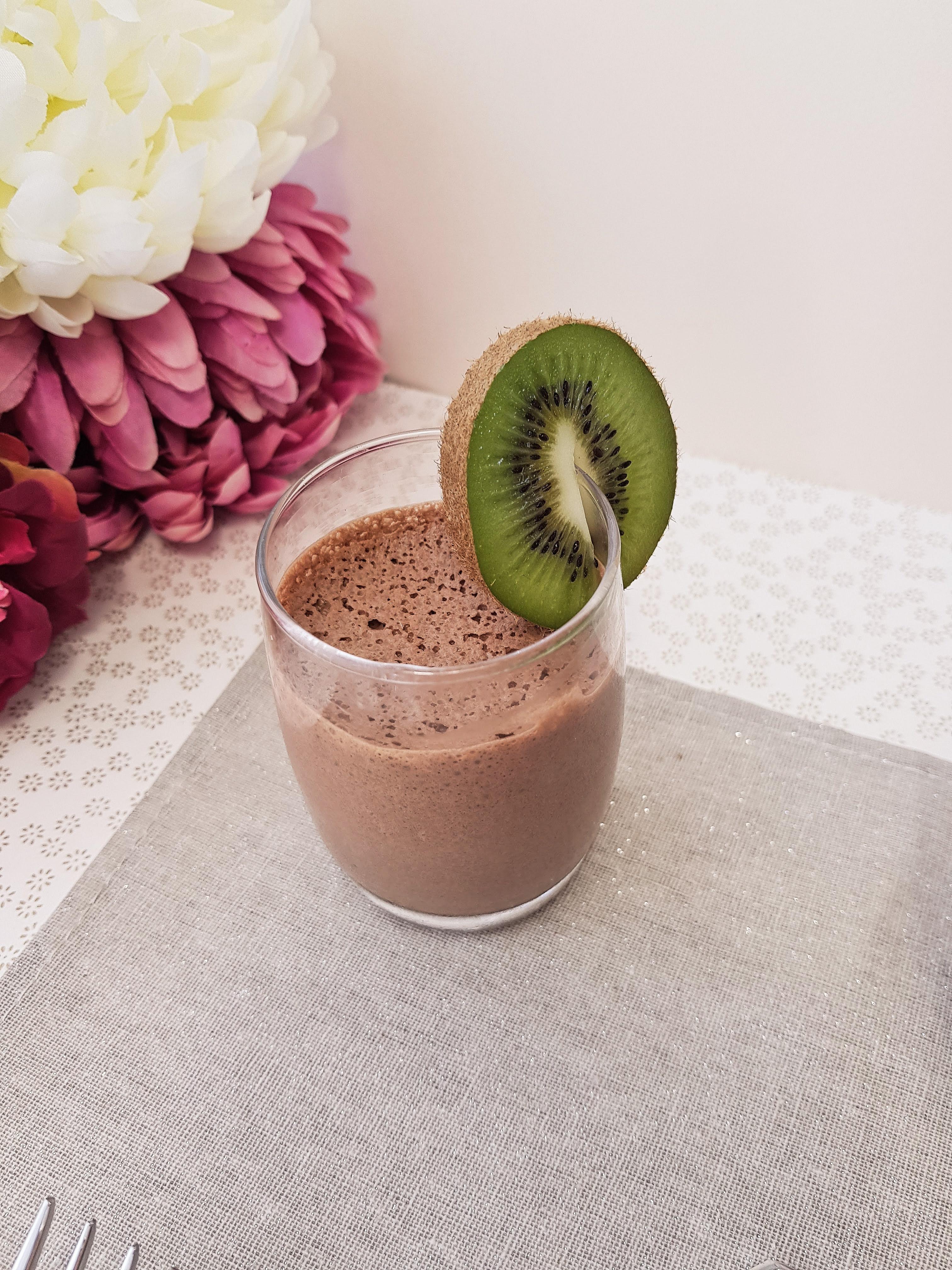 Mousse chocolat sans oeuf
