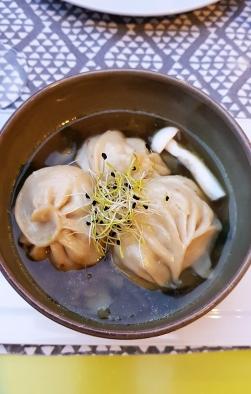 soupe thai