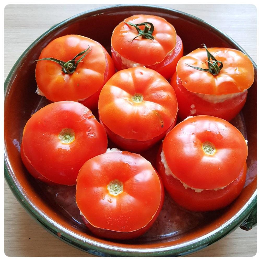 Fiche recette Tomate Farcie