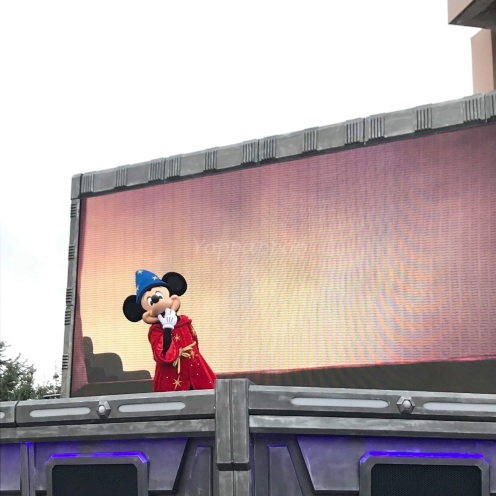 DLP Magic Run 2018 arrivée semi