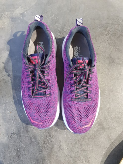 Test des HOKA ONE ONE MACH