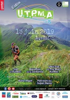U.T.P.M.A. AURILLAC 24Km Montagne
