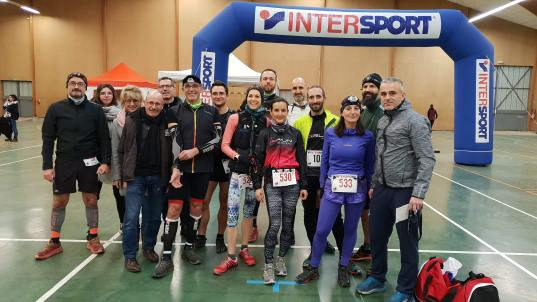 Trail Pécharmant BERGERAC RUNNING
