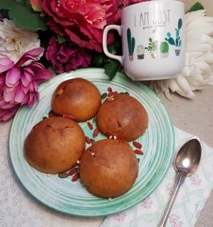foulées gauloises Puymiclan gâteau sport patate douce carotte