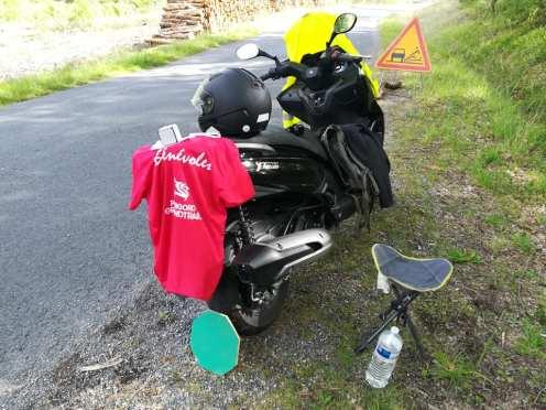Compte rendu - Grand trail du Périgord - Trail des bastide distance marathon