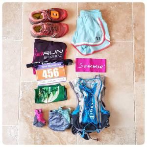 racepack Compte rendu - Grand trail du Périgord - Trail des bastide distance marathon