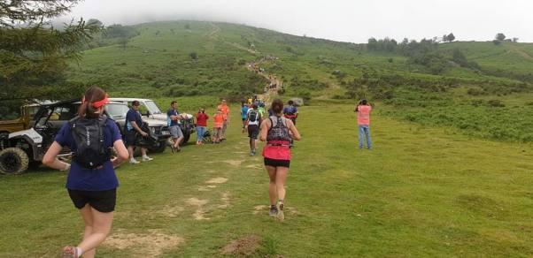 Trail des crêtes d'Espelette 2019